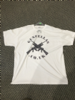 Gunfellas Crossed AR T-Shirt White